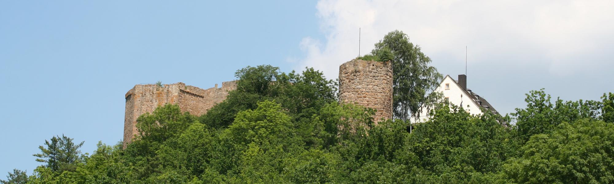 Ruine Kyrburg